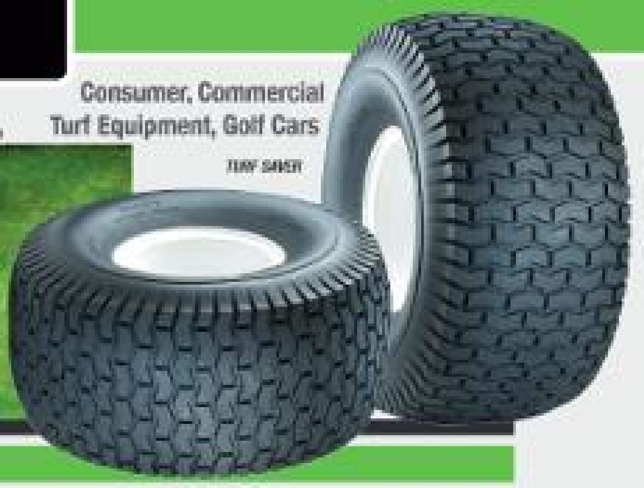 11x4.00 5NHS 2PR Turf Sav part# 5110101 by Carlisle Tires & Wh
