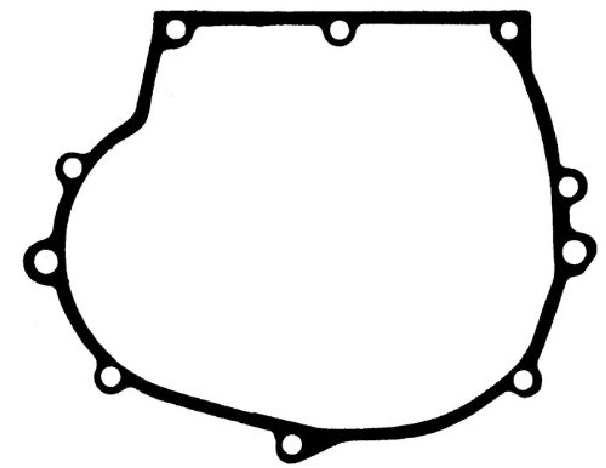 [673] GASKET BASE TECUMSEH part# 50-206 by Oregon