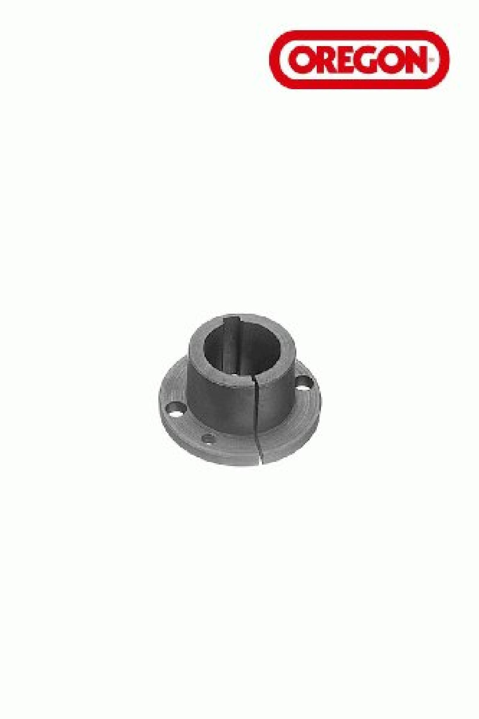 BUSHING FOR TAPERED PULLE part# 78-003 by Oregon