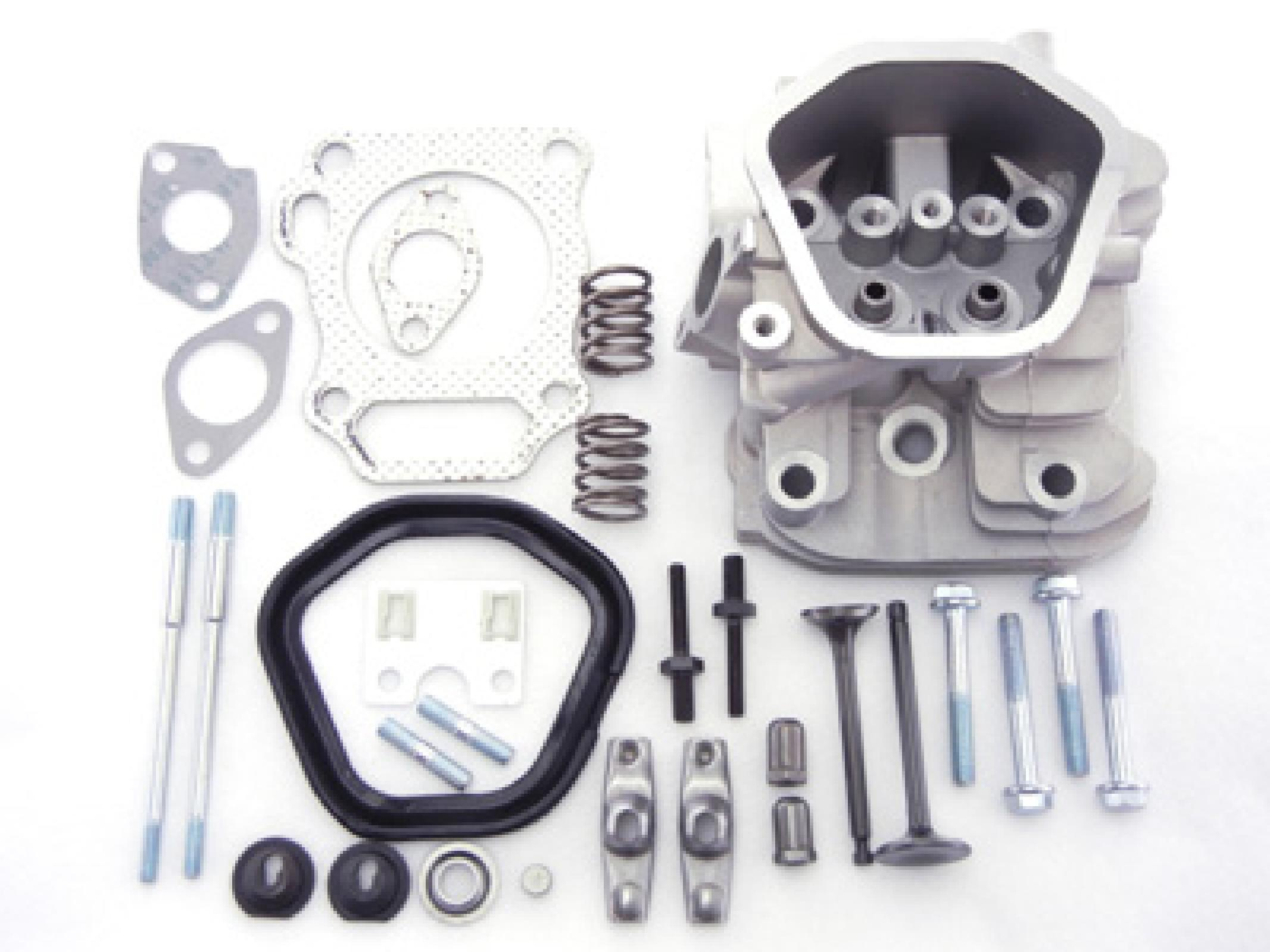 CYLINDER HEAD KIT COMPLETE FOR HONDA GX160-GX200 part# PF168A01
