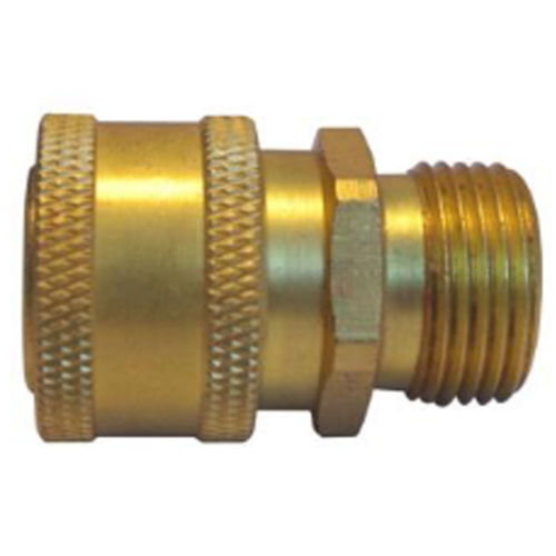 "QUICK COUPLERS 3/8""MALE BRASS part# PPC1 by Proven Part"