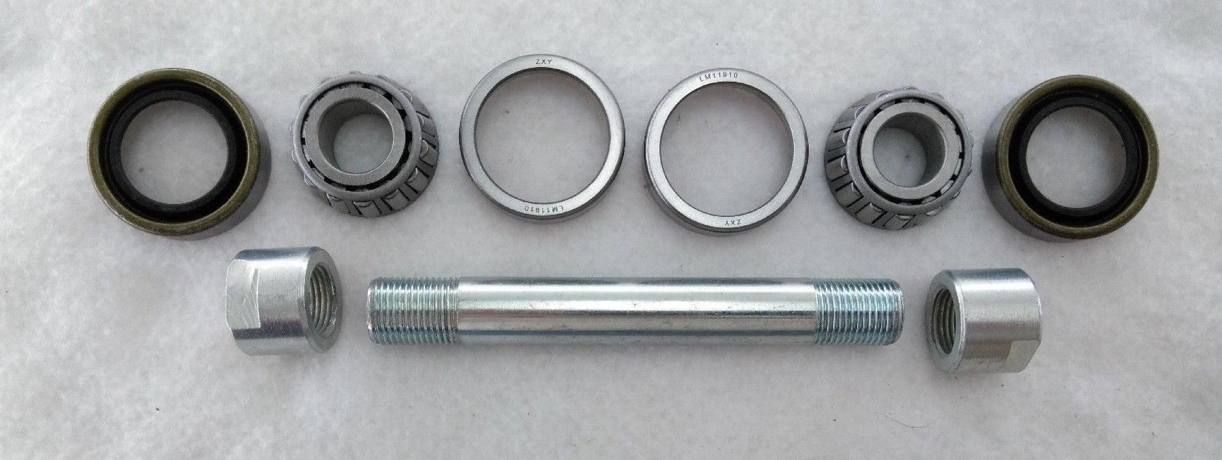 Replacement bearing assembly kit for Exmark 103-3051 / 126-5