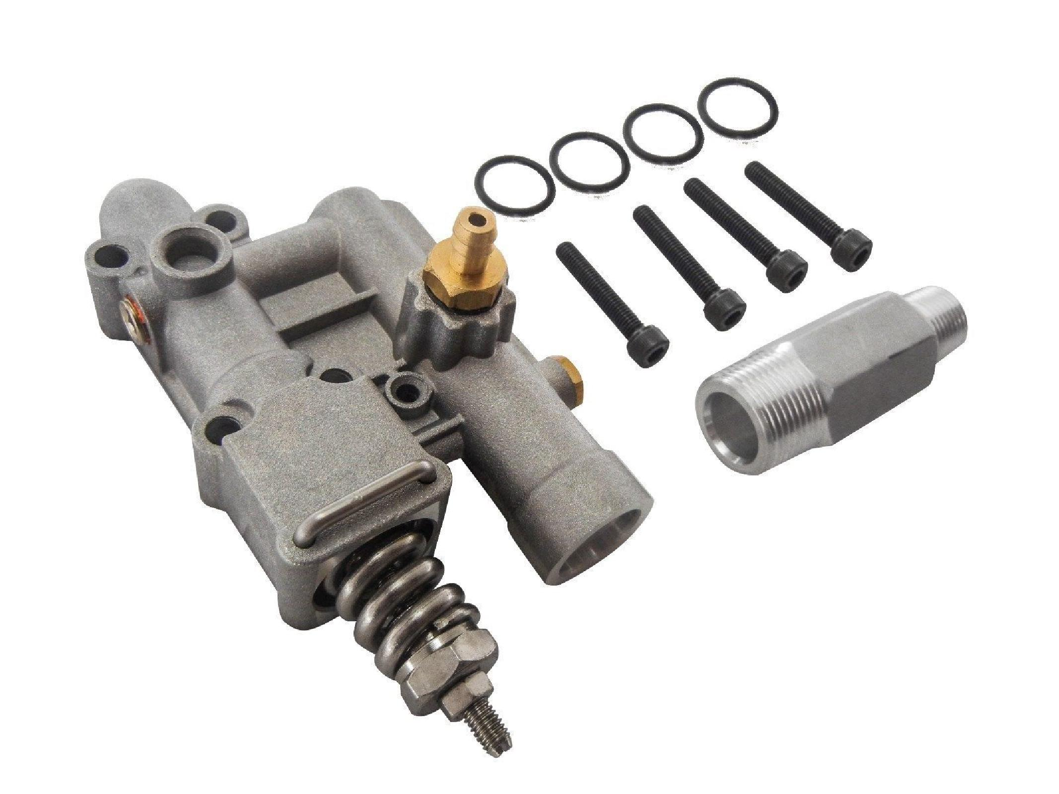 Replacement part# PPMANIFOLD by Proven Part