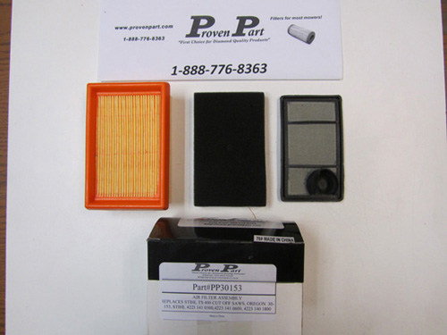 Stihl 4223 140 1800 Compatible Air Filter part# PP30153/T7 by Pr
