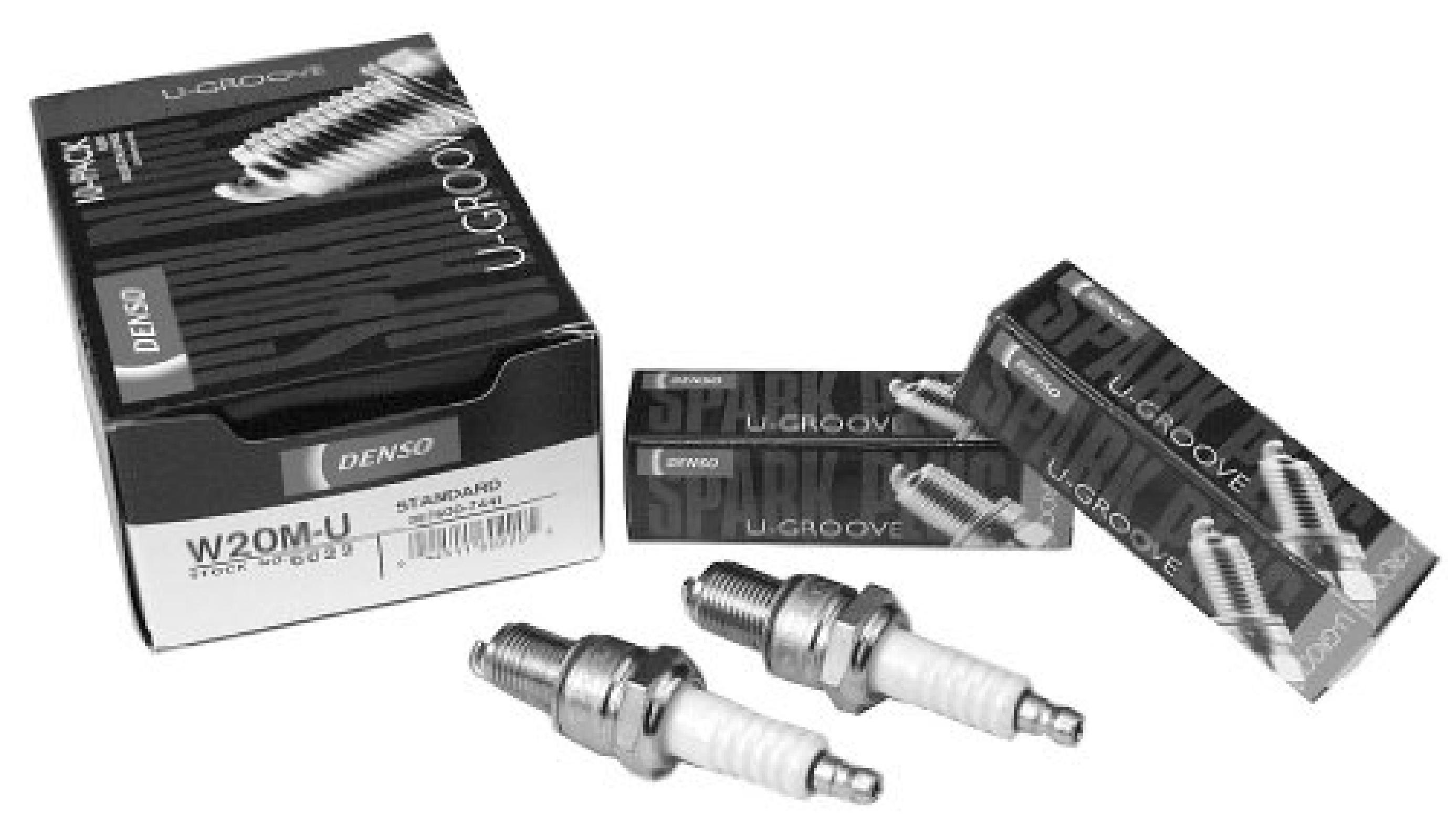 DENSO SPARK PLUG W14EPR U part# 12555 by Rotary